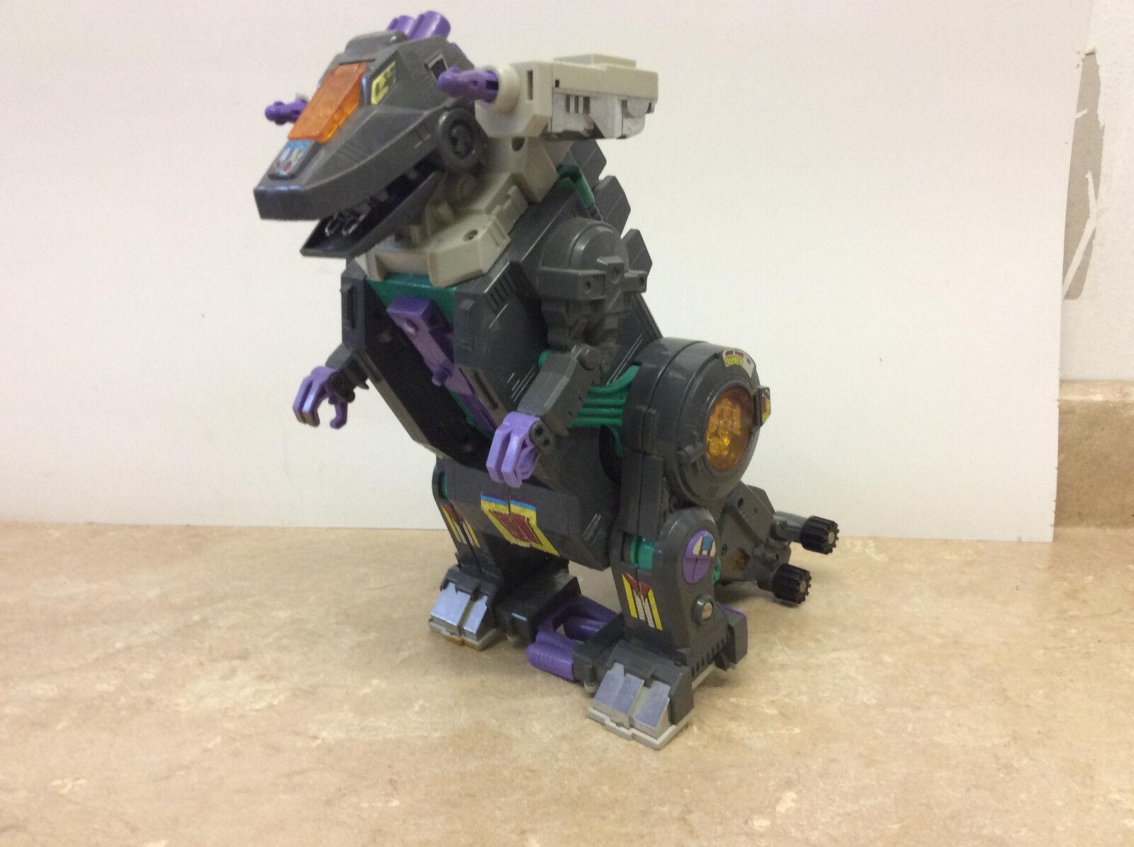 Hasbro Transformers G1 Tripicon azione cifra Only   Played With  See Pics   nuovi prodotti novità