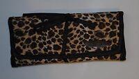 Silpada Small Leopard Carrying Case Jewelry Organizer -