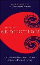 The Art of Seduction by Robert Greene (paperback)