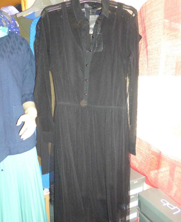COP COPINE ETE 2015   robe longue modèle LUNEA, étiquetée valeur  (-50%)