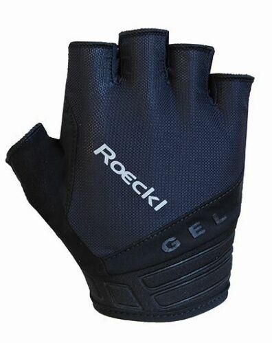 Roeckl Itamos Fahrrad Handschuhe kurz schwarz 2020