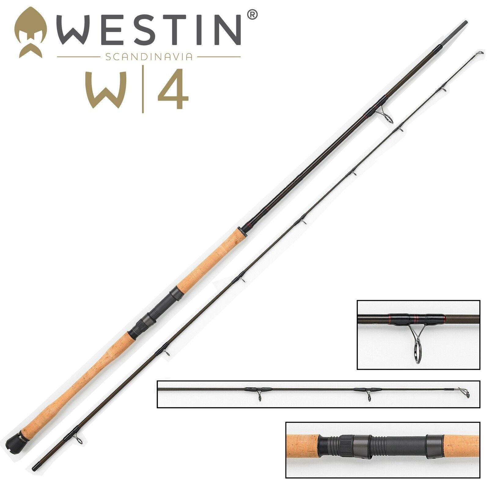 Westin W4 W4 W4 Powercast XH Spinnrute 240cm 60-180g , Hechtrute, Bigbaitrute 798225