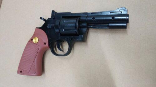 Revolver dummy sound toy gun costume prop pistol cosplay python spin chamber