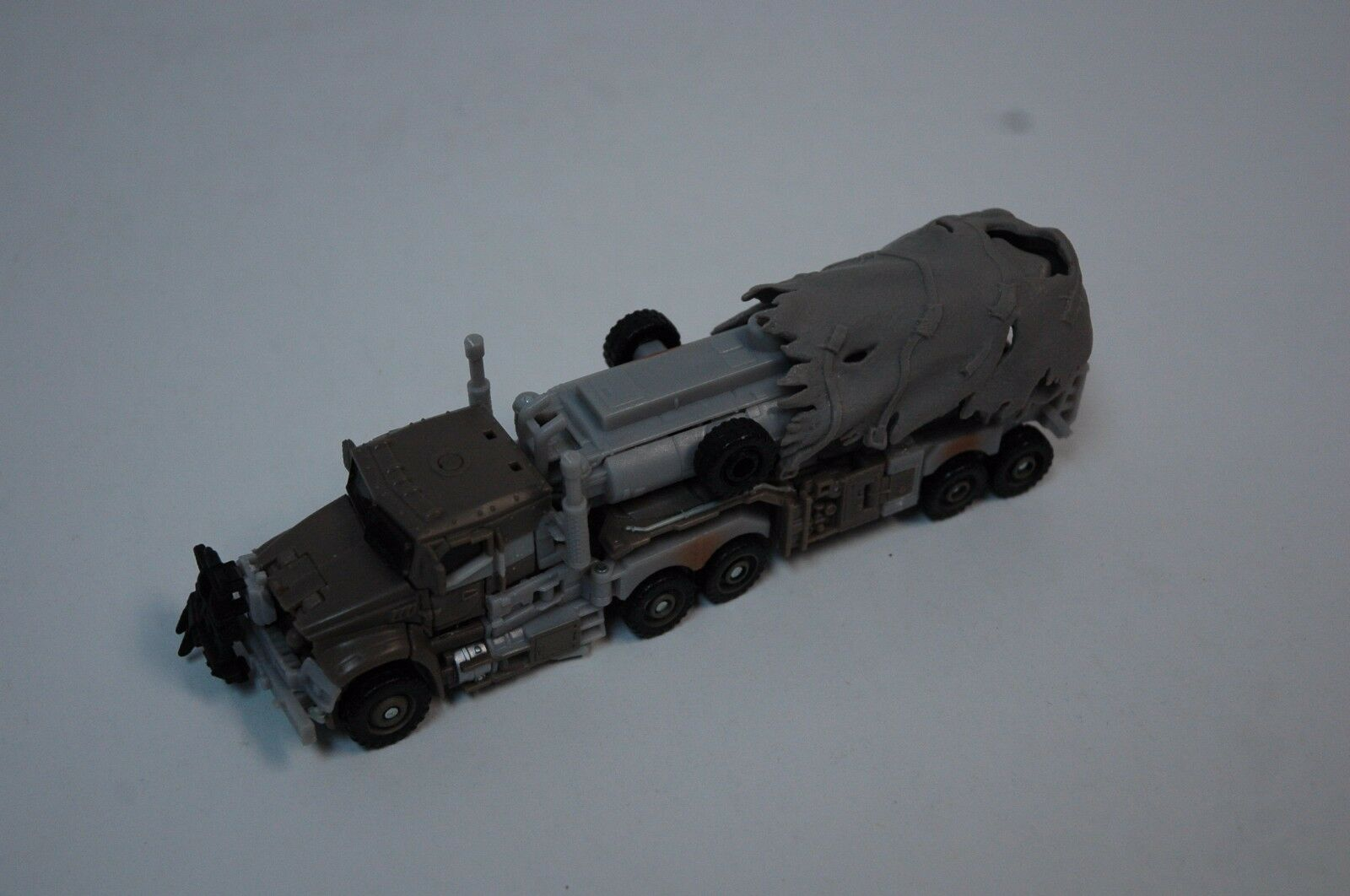 Transformers MEGATRON Dark of the Moon Cyberverse Commander Class Combined
