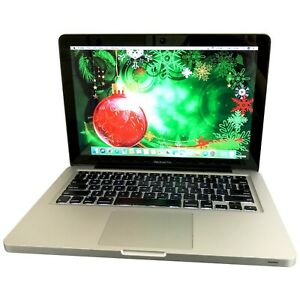 "Apple Macbook Pro 13"" Laptop | i5 8GB RAM | 500GB SATA HD | CATALINA + WARRANTY"