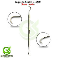 Dental Jaquette Sickle Scaler U1530 Calculus Remover Supragingival Tartar Pick