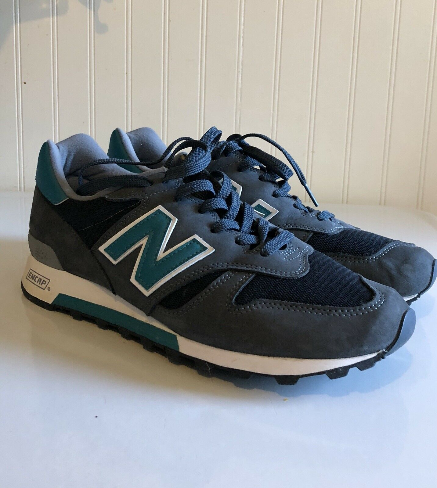 New Balance Md1300MD bluee Grey 90s Style