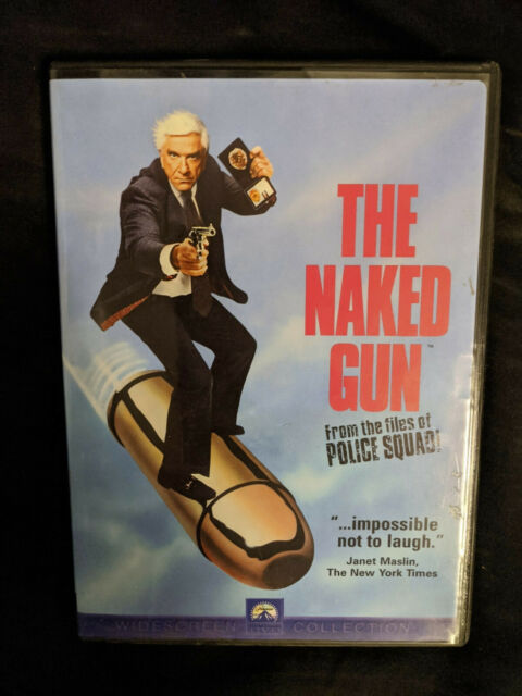 The Naked Gun: From the Files of Police Squad (DVD, 2013