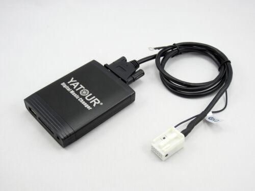 USB SD mp3 adaptador adecuado para VW t5 Tiguan Touareg Touran delta premium RCD