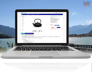 Ebayvorlage-2020-Responsive-Template-Design-Vorlage-Blau-free-Editor
