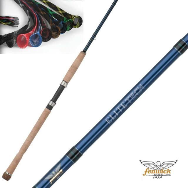 "Fenwick Elite Tech Inshore Spinning Rod ETIN76MH-FS 7'6"" Medium Heavy 1pc"