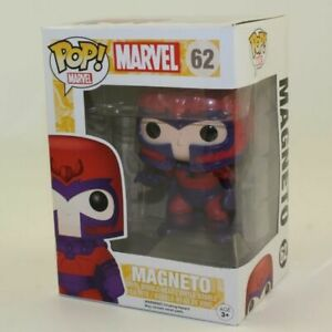 Funko Pop Marvel Magneto Vinyl Figure Item #4469~NIB X-Men