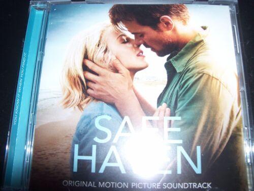 1 of 1 - Safe Haven Original Motion Picture Soundtrack CD - NEW (NOT SEALED)