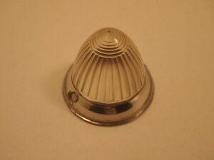 BORGWARD-ISABELLA-Clear-Acrylic-Turn-Signal-Lens-NEW-501-single