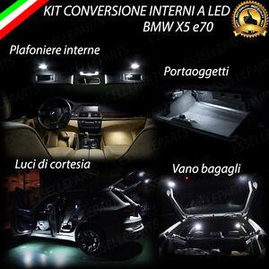 KIT FULL LED INTERNI PASSAT b7 CONVERSIONE INTERNI COMPLETA NO AVARIA LUCI 6000K