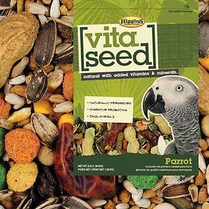 Higgins 466145 Vita Seed Parrosso Food For Birds, 25Pound