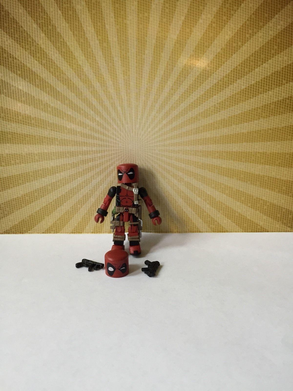 Marvel Minimates Series Series Series 28 Deadpool Complete ccb792