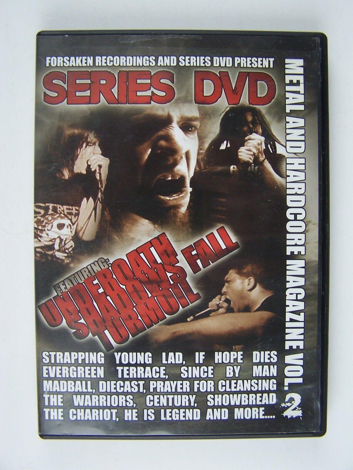 Series DVD Metal and Hardcore Magazine Vol 2 DVD