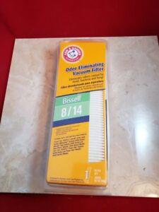 Bissell-8-14-Vacuum-filter-Arm-amp-Hammer-Odor-Eliminating-Vacuum-Filter-NEW