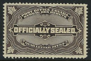 Scott-OX4-1913-Officially-Sealed-Stamp-small-album-offset-otherwise-VF-LH