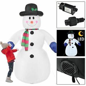 ArtLife-Aufblasbarer-Schneemann-Weihnachtsdekoration-Deko-LED-Beleuchtung
