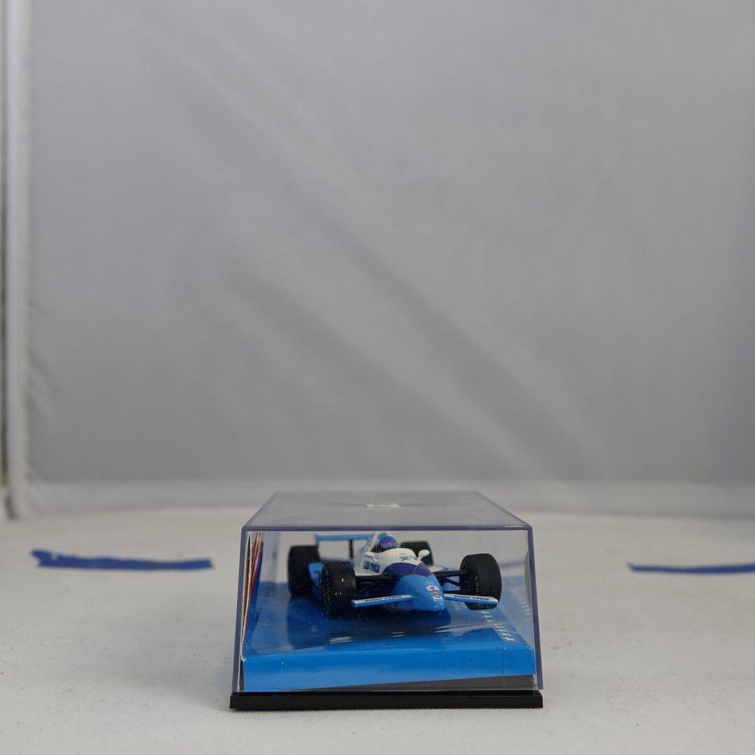 1 43, Jacques Villeneuve, Players Indy 500, Indy Car 1995, MiniChamps  724