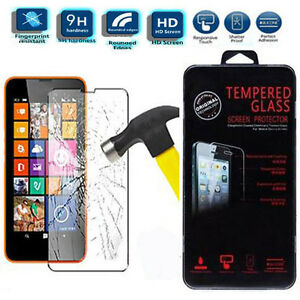 Genuine-Real-Tempered-Glass-Screen-Cover-Protector-For-Nokia-Lumia-640-XL-UK