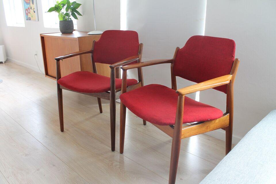 Arne Vodder, 62A, stol – dba.dk – Køb og Salg af Nyt og Brugt