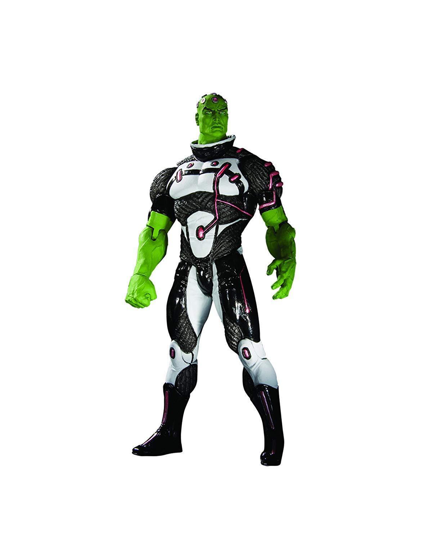 DC súperman  la nueva serie de criptón Direct 1  Brainiac Figura De Acción