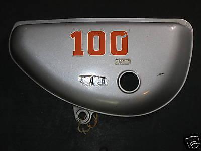 SUZUKI TS100 HONCHO TC100 BLAZER RIGHT SIDE FRAME COVER 47111-25300-019
