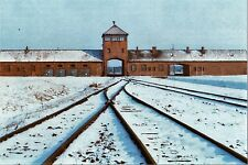 WW2 - Camp de concentration d' Auchwitz -