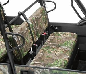 FXT Fits 2015-2018 Models DX /& DXT Camo Seat Cover Kawasaki Mule PRO-FX