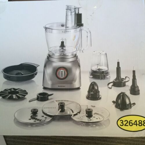 SilverCrest Multi Function Substantial Food Processor 1000W. New boxed.