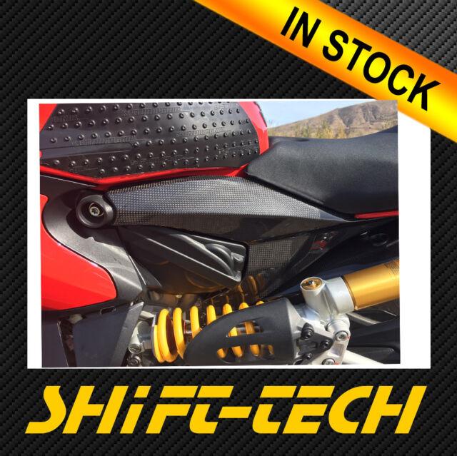 St1588 Ducati Panigale 959 100 Carbon Fiber Subframe Cover Set Kit