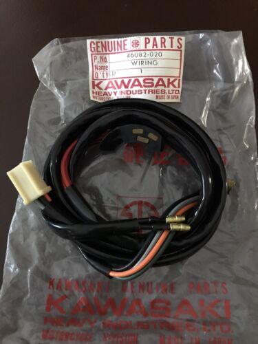 Kawasaki F6 F7 Switch Wiring Harness Nos 46082 020