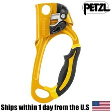 Petzl Ascension Gold Ascender Yellow Right