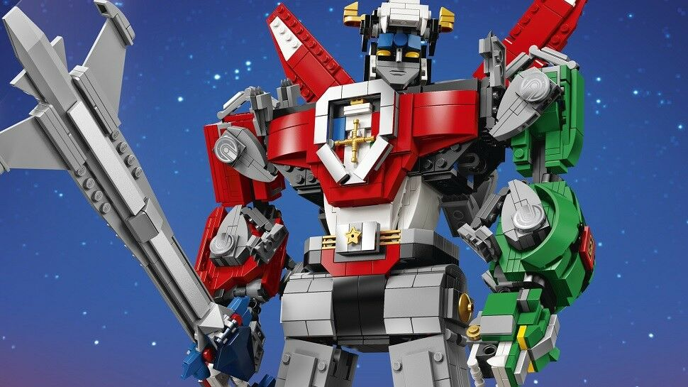 Brand New Factory Sealed Beautiful Set LEGO Ideas 21311 - VOLTRON Lions Castle