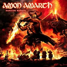 Amon Amarth - Surtur Rising [New CD] With DVD, Digipack Packaging