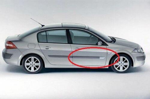 For Renault Megane 2 Door Moulding Front Right Extrem 2006-…