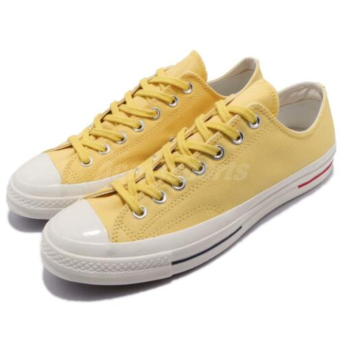 1970s Ox 70 Court All Low Yellow Chuck Men Heritage Star 160494c Taylor Converse OXTuwiPZlk