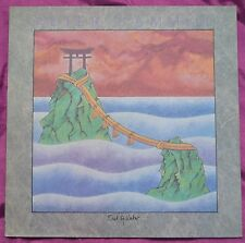 Peter Hammill – Out of Water LP + lyric insert – ENVLP 1003 – Ex