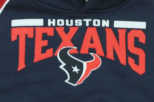 NFL Toddlers Houston Texans Performance Pullover Fleece Hoodie