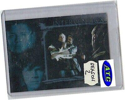Supernatural Season 3 HellFire CL1 Case Topper Card