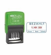 Stempel Firmenstempel COLOP S600 Green Line SONDERPREIS