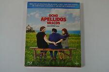 OCHO APELLIDOS VASCOS BLU-RAY+ DVD  EDICION COLECCIONISTA 2 DISCOS