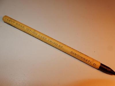 Antique Faultless Marking Crayon No. 1 Cincinnati O Levy Sons Nos New