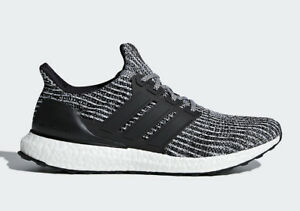3d5d7e098905a Adidas Ultra BOOST 4.0 Sz 10 Cookies   Cream White Black Oreo ...