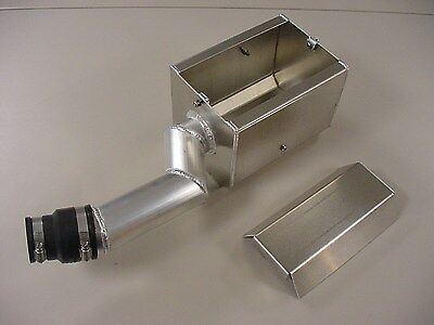 Yamaha Blaster Aluminum Air Box Airbox Intake CFM Performance