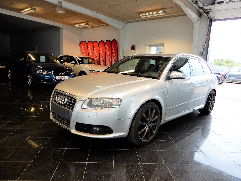 Audi S4 4,2 V8 Avant quattro 5d - 224.900 kr.