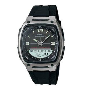 Casio-AW-81-1A1V-Black-Silver-Tone-Digital-Analog-Sports-Watch-with-Retail-Box